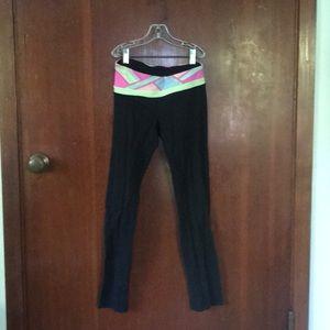 Ivivva size 12 reversible leggings